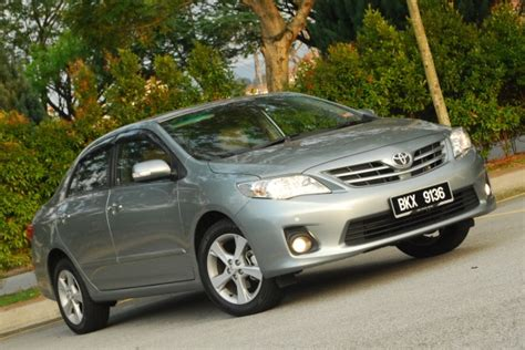Toyota Corolla Altis Poloshirt Premium otoreview my quot otomobil quot review asian auto fuel efficiency awards 2010 winners announced