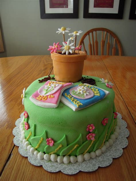 Garden Birthday Cakes Ideas Quot Cakes By Chelsea Quot Garden Lover S Cake
