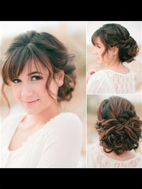 hairstyles for curly hair dailymotion 140 best prom 2015 images on pinterest hairstyles make