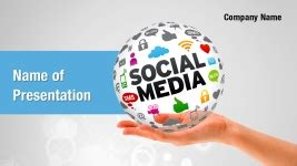 Marketing Strategy Powerpoint Templates Marketing Social Media Marketing Ppt Template Free Effects