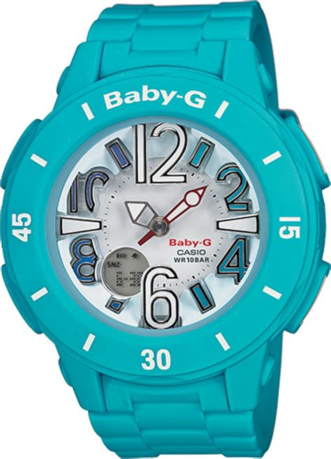 Baby G Casio Dg 120 Blue bga170 2b baby g blue womens watches casio baby g