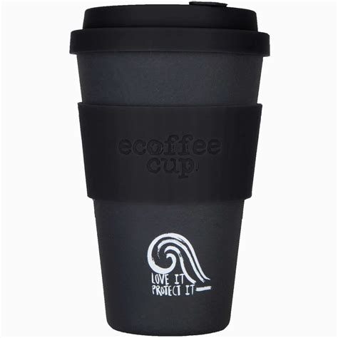 Coffee Cup bamboo coffee cup surfers against sewage