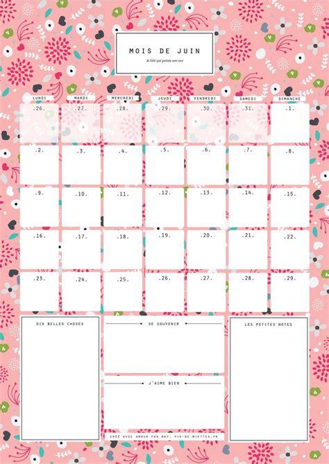 S Planner Calendrier Par Défaut 17 Meilleures Id 233 Es 224 Propos De Calendrier Juin Sur