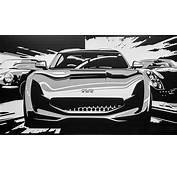 New TVR Shown Off In Official Sketch  Top Gear