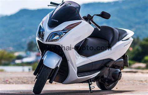 Moto Honda Honda Forza 300 Abs 2015 Thai Moto