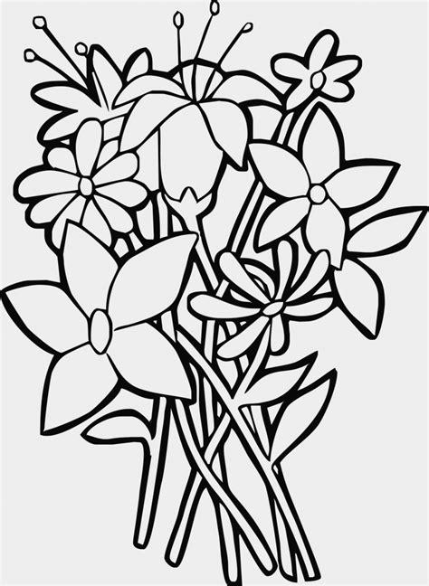fiori colorare sta e colora disegni di fiori disegni di fiori da