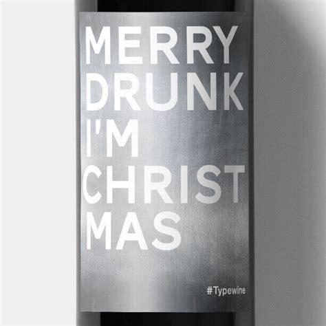Flaschenetiketten Weihnachten by Flaschenetiketten F 252 R Weihnachten I Weinspr 252 Che Typewine