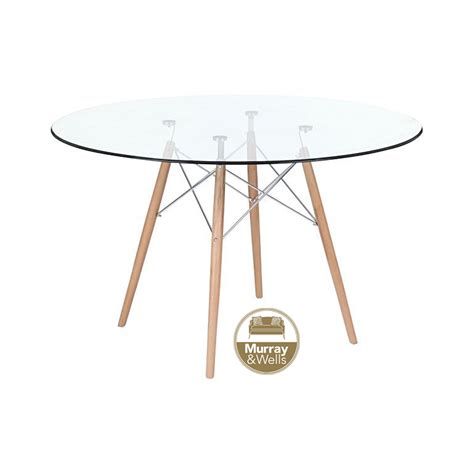 Eames Dining Table Replica Replica Eames Dining Table Glass Top Murray