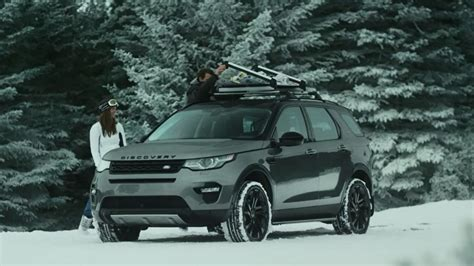 New Discovery Sport Accessories