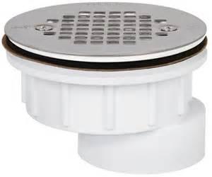 offset shower module drain at menards 174