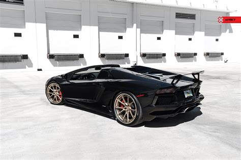 O Lamborghini Aventador by Anrky Wheels Lamborghini Aventador Lp700 An32 39224946060