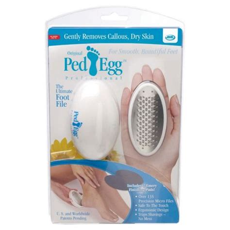 Ped Egg 75 buy jml ped egg foot file from our foot creams