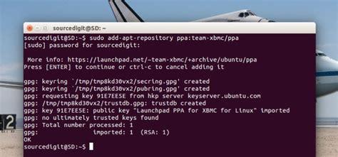 ubuntu how to install kodi install kodi 15 2 in ubuntu 15 10 ubuntu 15 04 ubuntu 14 04