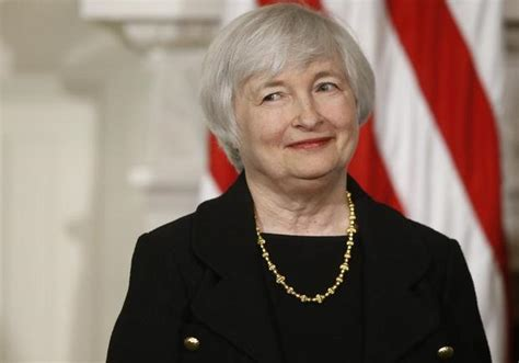 she s confirmed janet yellen is federal