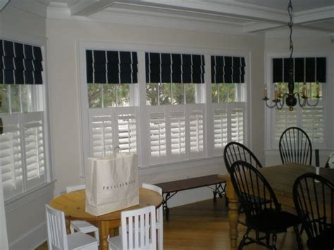kitchen window shutters interior 17 best images about bay window on bay window