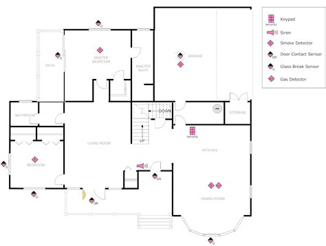 House Floor Plan Examples by Simple Small House Floor Plans Free House Floor Plan