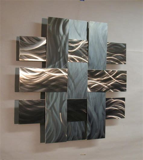 modern metal wall sculpture uploaded by user