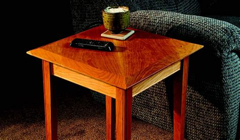 quick  easy  table plan woodworking blog