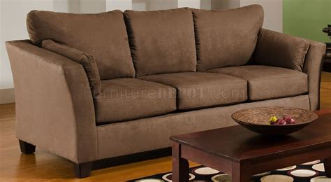 brown microfiber couch brown microfiber modern sofa loveseat set w optional