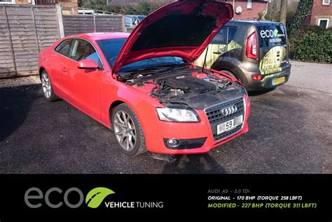 Audi A5 Ecu by Audi A5 2 0 Tdi Ecu Remap Eco Vehicle Tuning