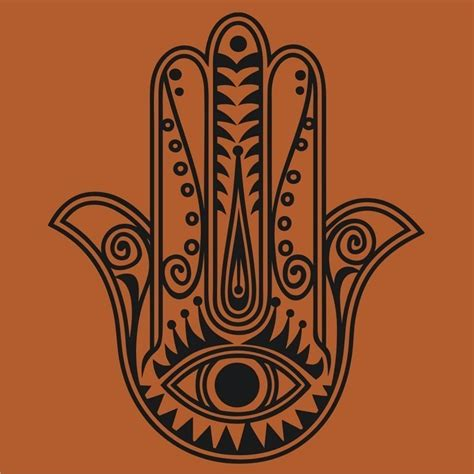 right hand tattoo designs hamsa symbol tattoomagz