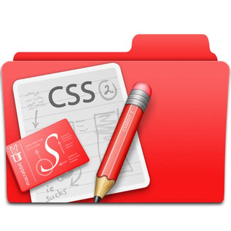 design icon folder css edit folder red web design icon icon search engine