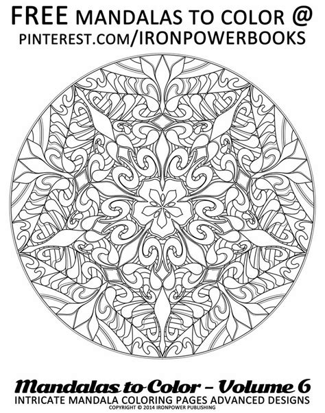 mandala coloring book buy intricate mandala coloring pages for free use