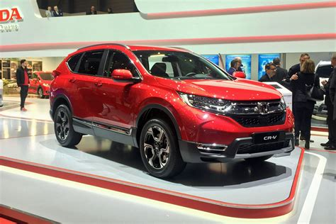 Honda Crv New Model 2018 by Honda Cr V 2018 News Info Pics Spec Hybrid Car