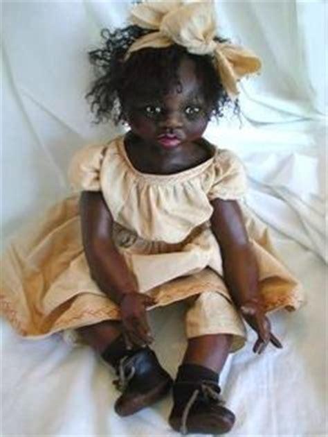 black doll artists black doll babies on rag dolls folk and