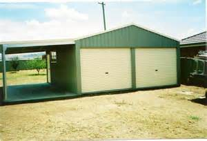 Lean To Garage by Shed World 187 Garage With Lean To