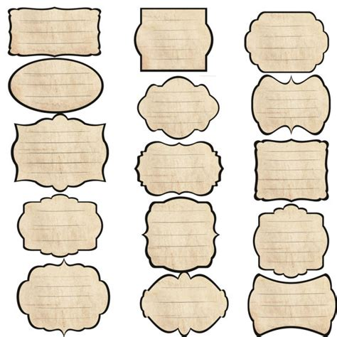 free printable journal labels items similar to 15 digital journal labels tags 081