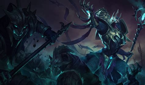 New Skin by At 20 11 10 Pbe Update New Chion Illaoi