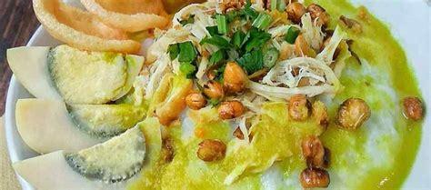 resep bubur ayam spesial enak  sedap  menu