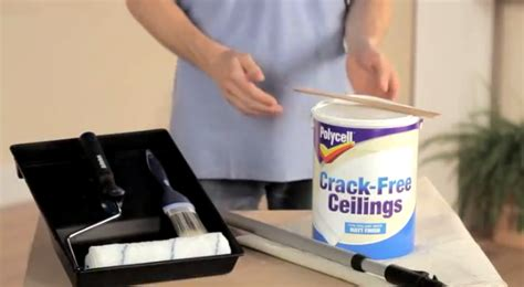 best way to cover cracks in ceiling how to cover stains and hairline cracks on your ceilings