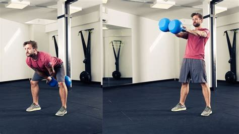 double kettlebell swing saturday 2 25 17 genesis crossfit