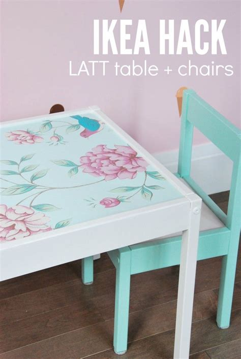25 Best Ideas About Kids Table And Chairs On Pinterest