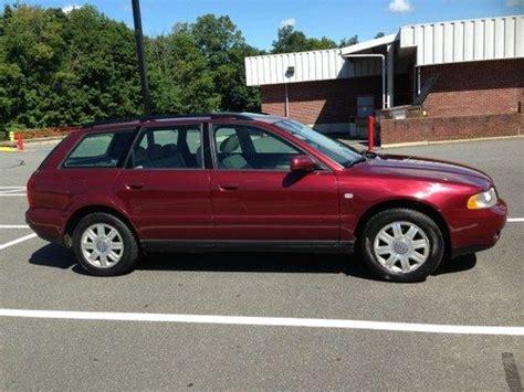 buy audi a4 quattro buy used 2001 audi a4 quattro avant wagon 1 8 turbo 5