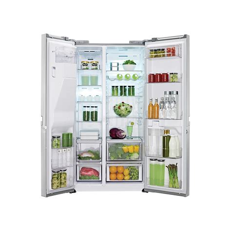 Non Plumbed American Fridge Freezer by Lg Gsl545pvyv A American Style Fridge Freezer With Non