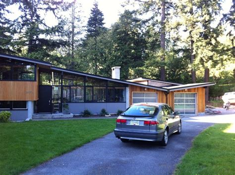 Kitchens Decorating Ideas north vancouver mid century modern midcentury exterior