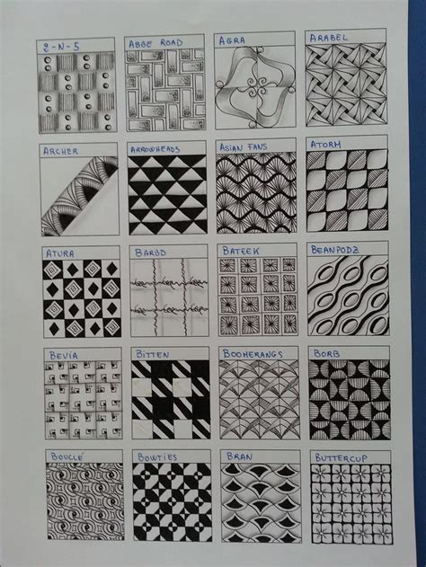 zentangle pattern wadical 95 best images about zentangle designs and patterns on