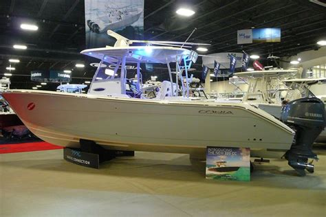 fort lauderdale fishing boats newest fishing boats at fort lauderdale boat show sport
