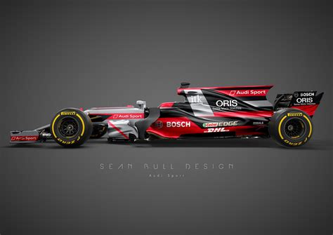 Porsche F1 2020 by Hey Audi How About You Join Formula 1 Already Carscoops