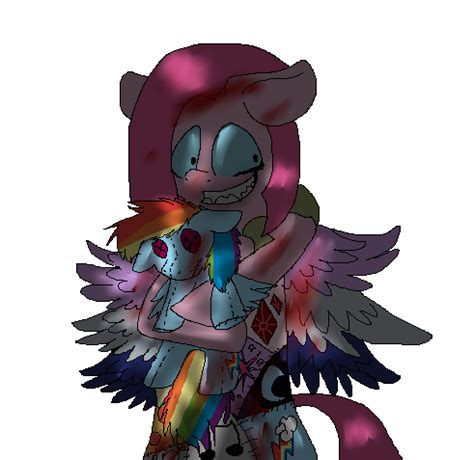 Fk 8d Rainbow Dash Dress pinkamena and rainbow dash doll by xxtwistedrainbows