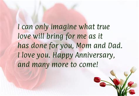 Wedding Anniversary Quotes To Parents From by Wedding Anniversary Wishes For Parents Quotes In