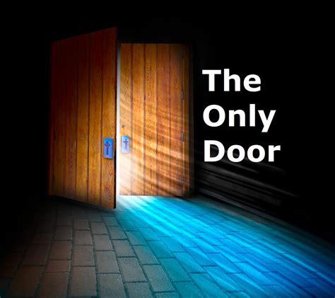 Jesus Said I Am The Door 10 7 dr j s apothecary shoppe