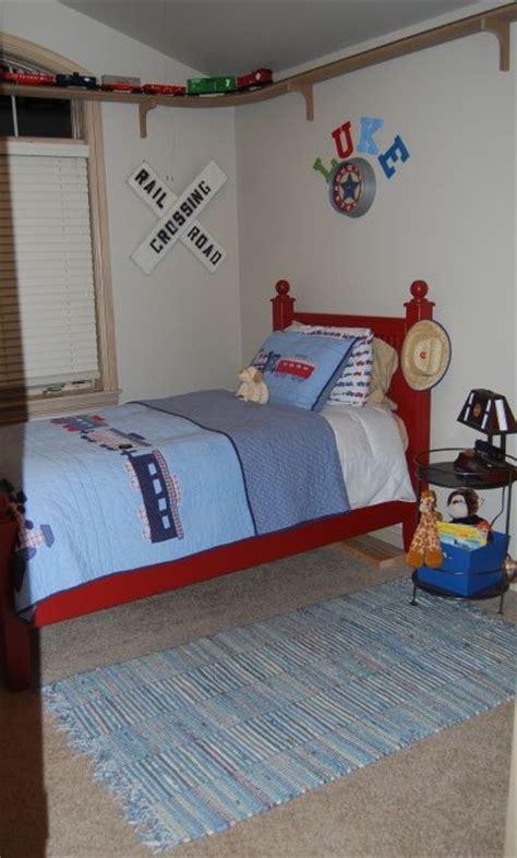 train bedroom for the home pinterest boys model train room for the home pinterest