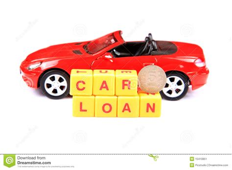 car loan stock image image