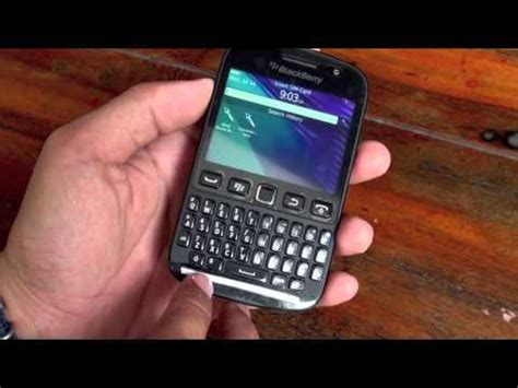 Hp Blackberry Samoa blackberry 9720