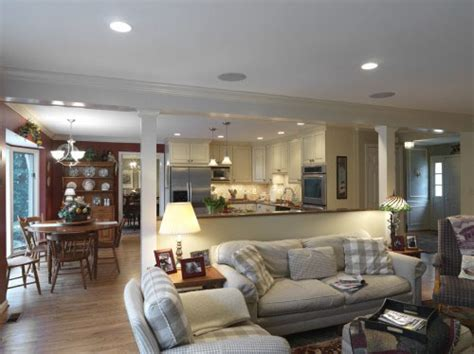 The Pros and Cons of Open Floor Plans   Case Design/Remodeling