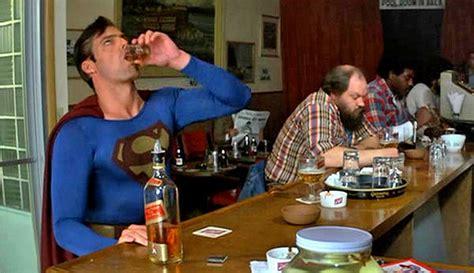 Superman Drinking Meme - pak batman superman won t feature superman getting drunk